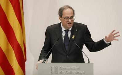 Puigdemont y Torra dejan en manos de ERC y PDeCAT la decisión sobre los Presupuestos
