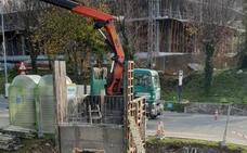 Las 99 VPO y 95 pisos libres en la antigua Kössler de Astrabudua se entregarán antes de julio