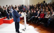 Ábalos anuncia un acuerdo para suprimir los dos pasos a nivel de Zorroza
