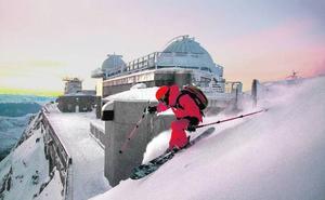 El observatorio más alto de Europa, en los Pirineos