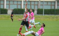 El Bilbao Athletic, a no limitarse en Tudela