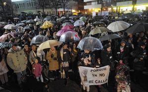 «Yo ya no callo», grita Basauri contra los abusos a menores