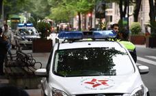 Una pelea multitudinaria en Deusto acaba con dos detenidos y trece personas identificadas