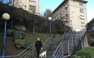 Los ascensores del grupo Miramar de Portugalete serán realidad en 2019