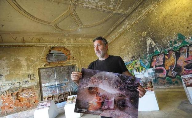 El salón de las galerías de Punta Begoña acoge cada vez un mayor número de citas culturales. /BORJA AGUDO