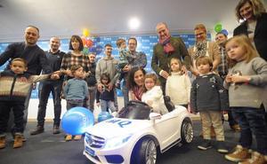 Bilbao 'exporta' los coches que llevan a los niños al quirófano