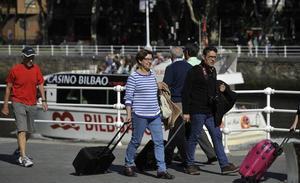 Los hoteles de Bilbao se encarecieron un 12% el año pasado, los que más en España