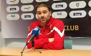«Es el momento de creer en el equipo», proclama Arrondo