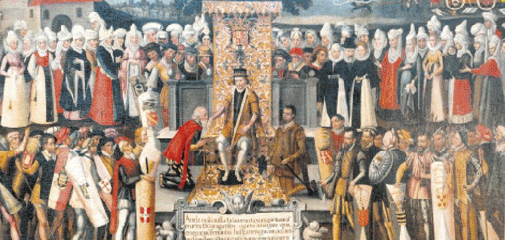 El misterio de la Tabla de Flandes vizcaína