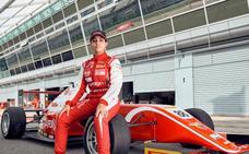 Amna Al Qubaisi, la primera mujer árabe en competir en Fórmula E