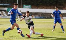 El Bilbao Athletic se hunde con la reacción del Tudelano tras el descanso