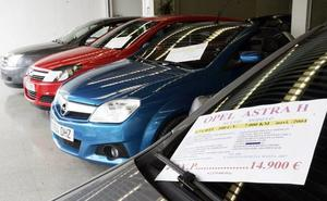 Euskadi, a la cola en venta de coches usados