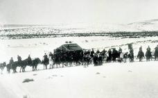Vascos e indios, los tipos del desierto