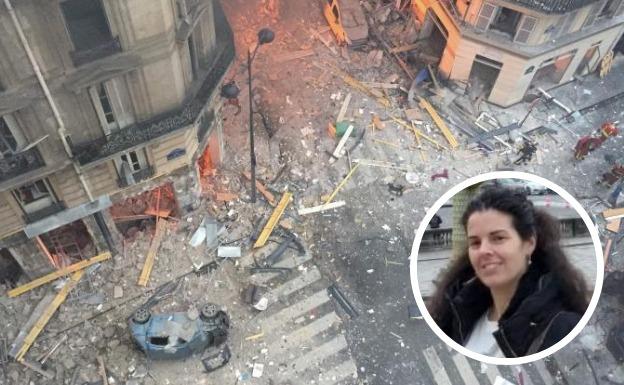 La española fallecida en París tenía tres hijos y estaba de escapada romántica