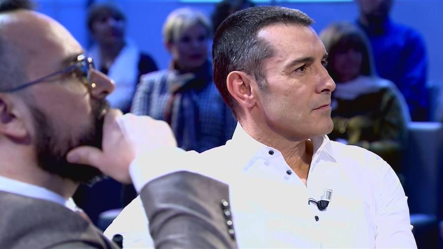 Jesús Vázquez a Risto: «Eres la única persona que me ha sacado de quicio»