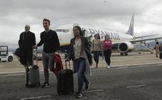 Foronda, récord en carga y la mejor cifra de pasajeros desde 2007