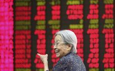El comercio chino ya sufre la guerra comercial con EE UU