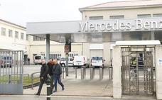 Mercedes reduce la producción desde el inicio de año al caer las ventas por la 'crisis del diésel'