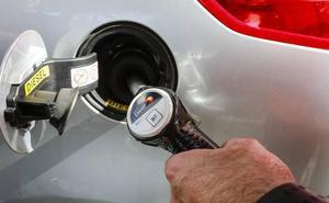 Los vascos pagarían hasta 1,3 euros por litro de diésel