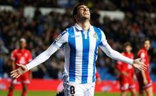 La Real sufre para ganar ante un buen Espanyol