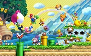 New Super Mario Bros. U Deluxe: exquisitas plataformas