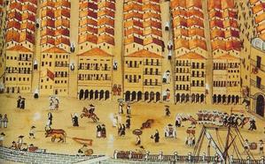 La cruel fiesta del Corpus en Bilbao