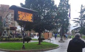 Santurtzi inicia la renovación de sus cuatro paneles de información ciudadana