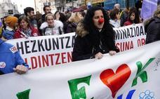 El Gobierno vasco mejorará la financiación de los colegios concertados en el proyecto de ley para subir el sueldo a los funcionarios