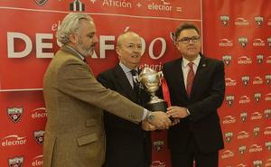 El Arenas recuperará una réplica original de la Copa del Rey conseguida en 1919