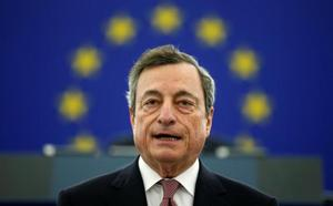 Draghi asegura que el BCE tiene «las herramientas necesarias» para responder a la nueva crisis