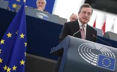 Draghi afirma que el BCE tiene «las herramientas necesarias» para responder a una nueva crisis