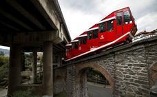 El funicular de Artxanda bate su récord de viajeros en 2018