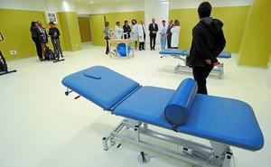 La unidad de ingreso del Hospital de Eibar atenderá entre 25 y 30 pacientes al mes
