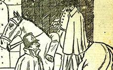 Aquel febrero accidentado de 1919 en la comisaría de La Cantera
