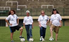 Las pioneras del fútbol argentino reivindican su lugar en la historia