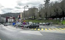 La realización de obras obliga a restringir el aparcamiento en varias zonas de Ermua