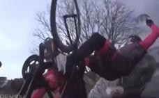 El brutal atropello que sufrió Dani Rovira durante el rodaje de un documental