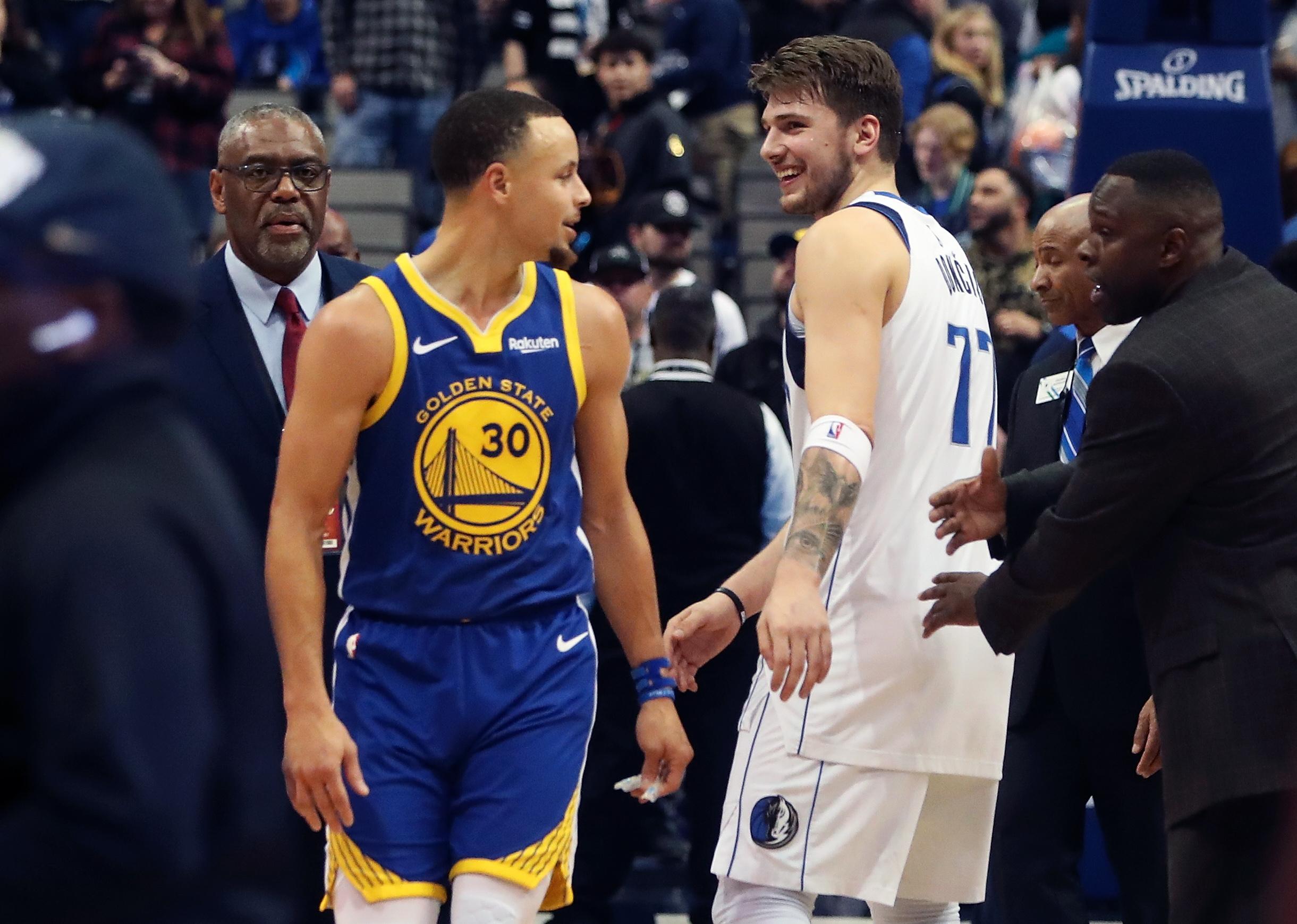 Doncic ya provoca celos en la NBA