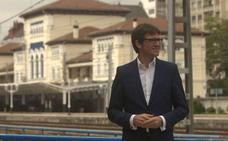 Urtaran pide a Madrid «que se ponga las pilas» para que el TAV llegue a Vitoria en 2023