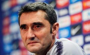 Valverde, sobre su futuro: «No hay que precipitarse»