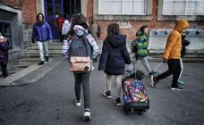 Sindicatos cifran en un 65% el seguimiento de la primera jornada de huelga en la enseñanza concertada