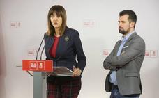 Mendia replica a Tapia que su departamento iba a bajar un 36% la inversión en el TAV