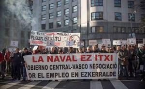 El despido de la plantilla de La Naval se realizará sin acuerdo con los sindicatos