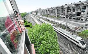 El soterramiento del tren en Vitoria costará 680 millones