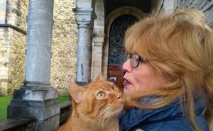 San Antón bendice a las mascotas en Urkiola
