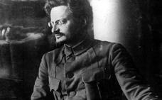 La carísima visita de Trotski a San Sebastián