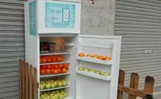 El proyecto galdakaotarra de la 'Nevera Solidaria' llega a Castilla y León