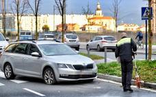 Una niña de 14 años, herida grave tras ser atropellada en Vitoria