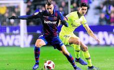 El Barça puede quedar fuera de la Copa por alineación indebida ante el Levante en la ida