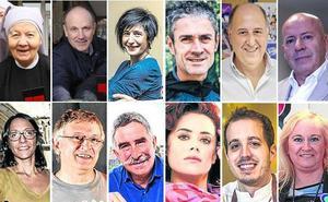 Los ilustres alaveses que reconoce 2018